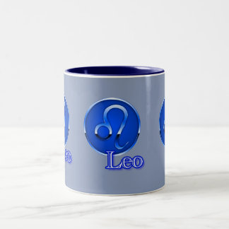 Leo _Zodiac Sun Sign  - Coffee mug