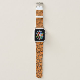 Leo Zodiac Symbol Standard by Kenneth Yoncich Apple Watch Band