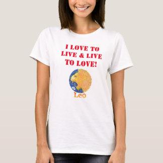 Leo - Zodiac T-Shirt