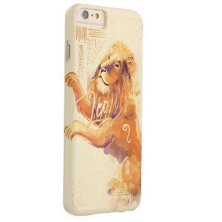 Leo Zodiac Watercolour Artistry Phone Case