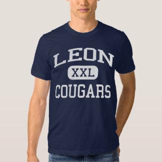 Leon - Cougars - Junior High School - Jewett Texas Tees