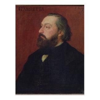 Leon Gambetta 1875 Postcards