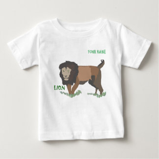 Leon in the forest baby T-Shirt
