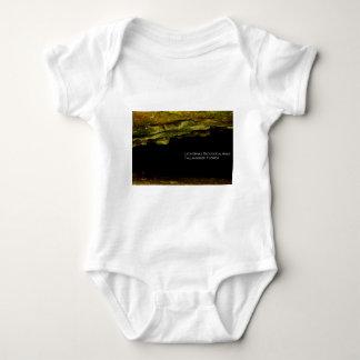 Leon Sinks Geological Area Baby Bodysuit