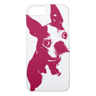 Léon The Boston Terrier iPhone 7 Case