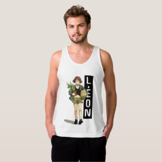 Leon The Professional Tank Top