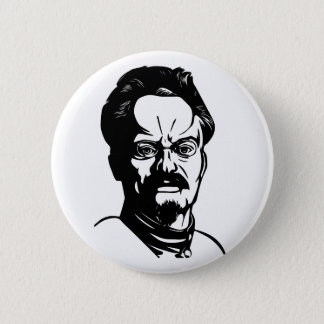 Leon Trotsky 2 Inch Round Button