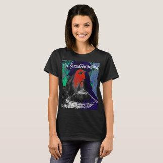 Leonardo Da Vinci Genius Mixed Media Collage T-Shirt