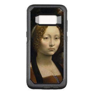 Leonardo da Vinci Ginevra de Benci OtterBox Commuter Samsung Galaxy S8 Case