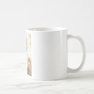 Leonardo da Vinci - Isabella D'este Painting Coffee Mug