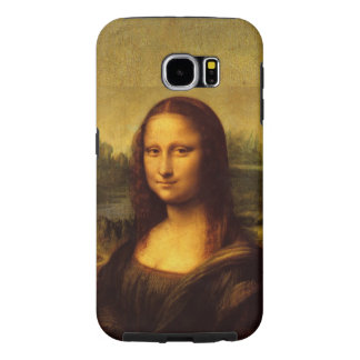 Leonardo Da Vinci Mona Lisa Fine Art Painting Samsung Galaxy S6 Cases