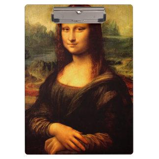 LEONARDO DA VINCI - Mona Lisa, La Gioconda 1503 Clipboard