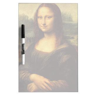 LEONARDO DA VINCI - Mona Lisa, La Gioconda 1503 Dry Erase Board