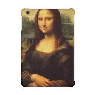 LEONARDO DA VINCI - Mona Lisa, La Gioconda 1503 iPad Mini Case