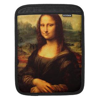 LEONARDO DA VINCI - Mona Lisa, La Gioconda 1503 iPad Sleeve