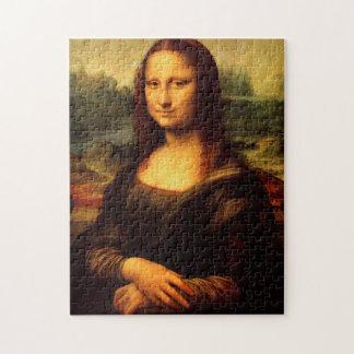 LEONARDO DA VINCI - Mona Lisa, La Gioconda 1503 Jigsaw Puzzle
