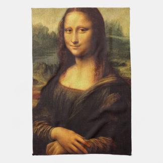 LEONARDO DA VINCI - Mona Lisa, La Gioconda 1503 Kitchen Towel