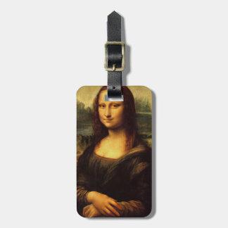 LEONARDO DA VINCI - Mona Lisa, La Gioconda 1503 Luggage Tag