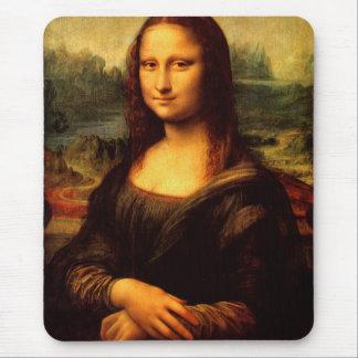 LEONARDO DA VINCI - Mona Lisa, La Gioconda 1503 Mouse Pad
