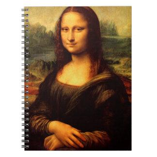 LEONARDO DA VINCI - Mona Lisa, La Gioconda 1503 Notebook