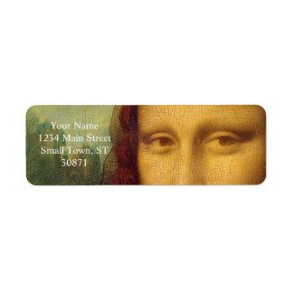 Leonardo da Vinci, Mona Lisa Painting