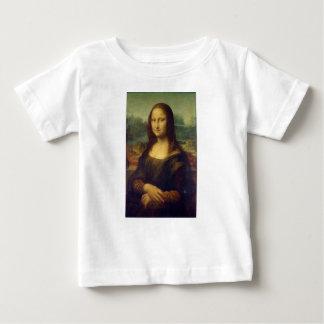 Leonardo da Vinci - Mona Lisa Painting Baby T-Shirt