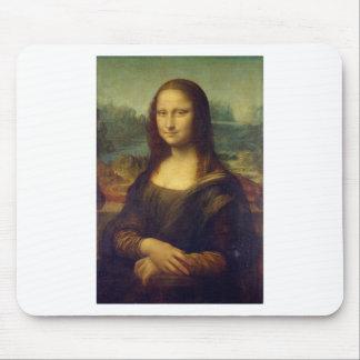 Leonardo da Vinci - Mona Lisa Painting Mouse Pad