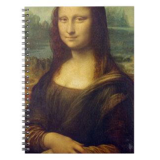 Leonardo da Vinci - Mona Lisa Painting Notebook