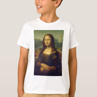 Leonardo da Vinci - Mona Lisa Painting T-Shirt