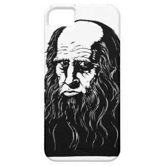 Leonardo da Vinci - portrait iPhone 5 Case