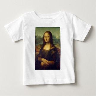 Leonardo da Vinci's Mona Lisa Baby T-Shirt