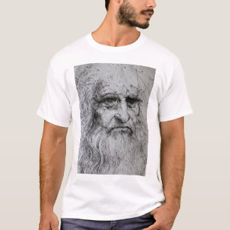 Leonardo Da Vinci self portrait T-Shirt