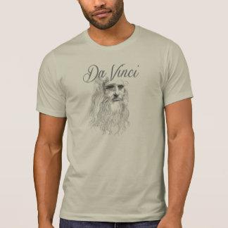 """Leonardo Da Vinci Shirt, """"Da Vinci"""" T-Shirt"""