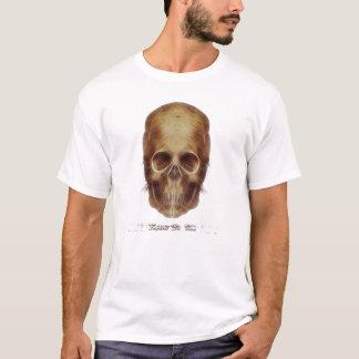 Leonardo Da Vinci Skull Frac T-Shirt