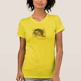 Leonard's painting T-shirt - Customized