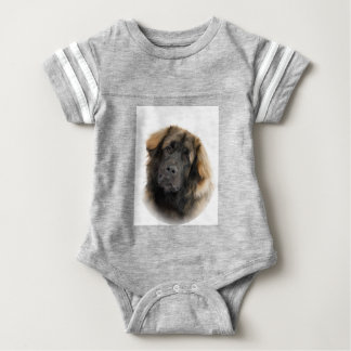 Leonberger Baby Bodysuit