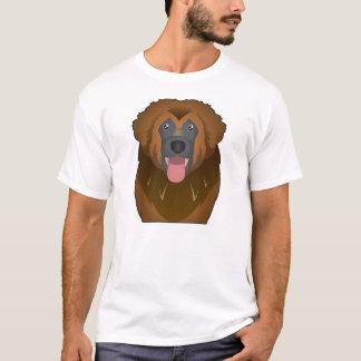 Leonberger Cartoon T-Shirt