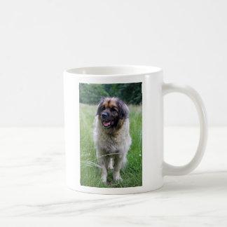 Leonberger dog I love heart leonbergers mug