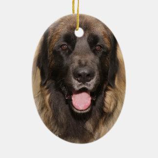 LEONBERGER DOG ORNAMENT