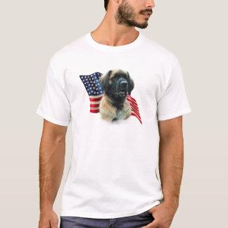 Leonberger Flag T-Shirt