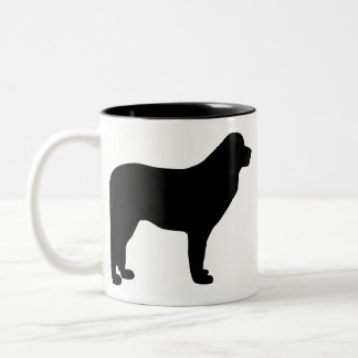 Leonberger Gear Two-Tone Coffee Mug