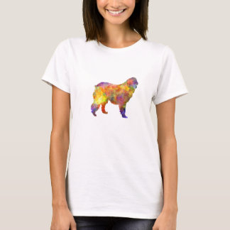 Leonberger in watercolor T-Shirt