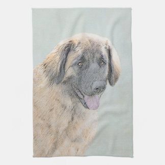 Leonberger Kitchen Towel
