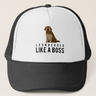 Leonberger, Like a Boss Trucker Hat