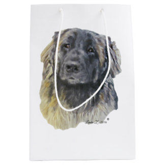 Leonberger Medium Gift Bag
