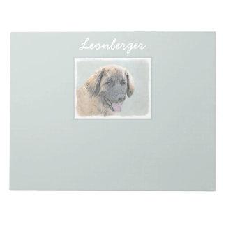 Leonberger Notepad