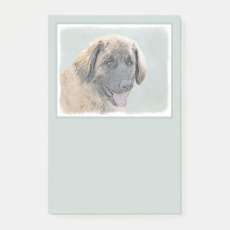 Leonberger Post-it Notes