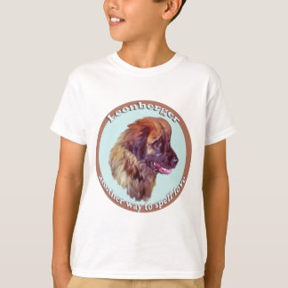 Leonberger Puppy Love T-Shirt