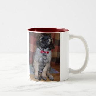Leonberger Puppy Mug