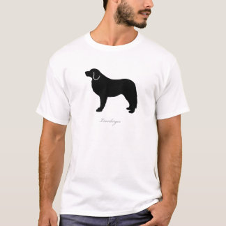 Leonberger silhouette T-Shirt
